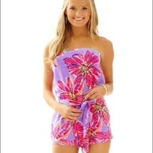 🌺Lilly Pulitzer Party Girl Romper🌺